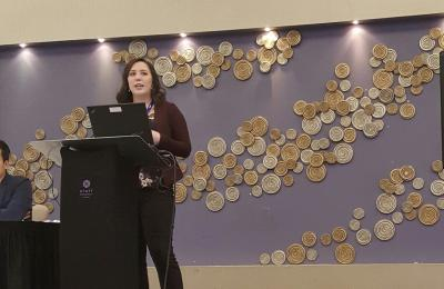 Caroline Dugal Conference, Société Québécoise de Recherche en Psychologique (SQRP) 2017